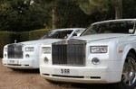 Enigma Elite Wedding Cars
